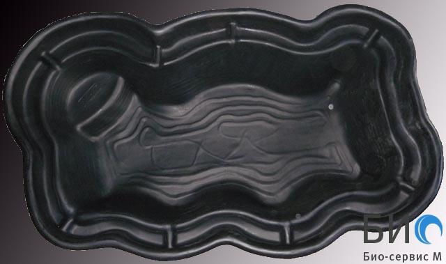 Декоративный пруд Байкал (1100 литров)